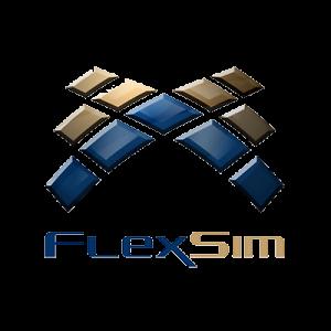 Materialflusssimulation flexsim